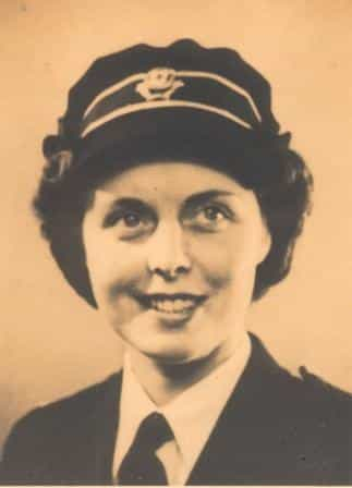 World war 2 nurse