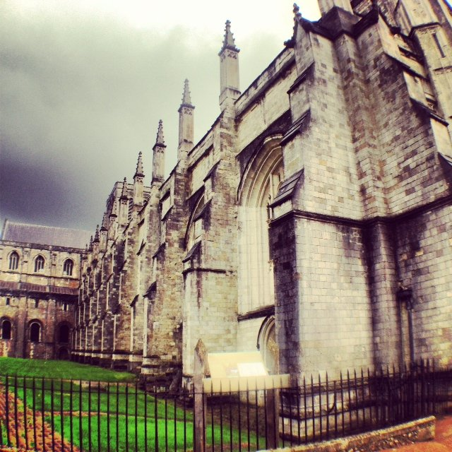 One of the largest cathedrals in the UK, and the longest in Europe, Winchester Cathedral is well worth a visit.