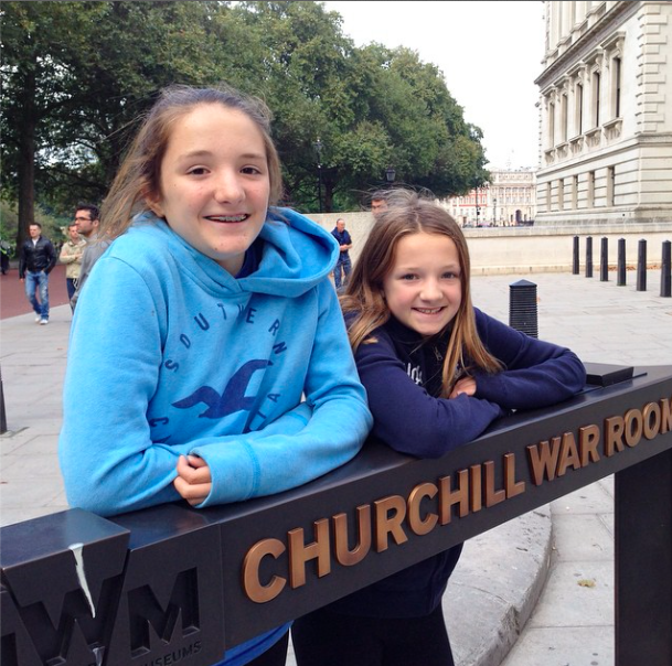 Visiting the Churchill War Rooms in London
