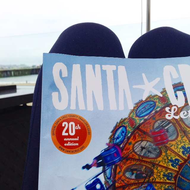 The Santa Cruz County Toursim Board offers a great magazine that outlines the areas and things to do.