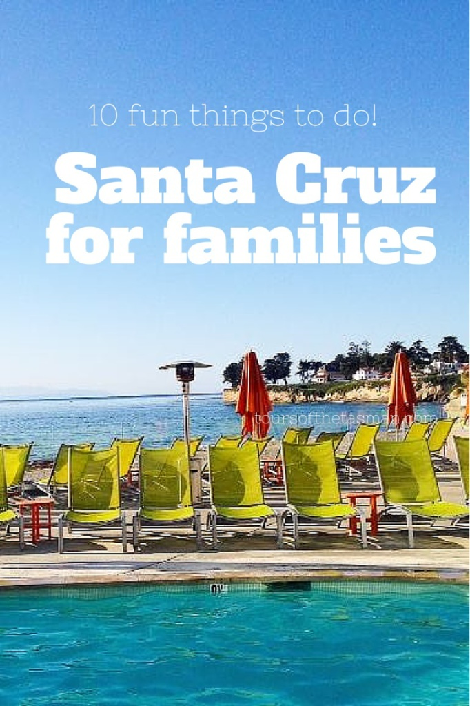 santa cruz for families - pinterest