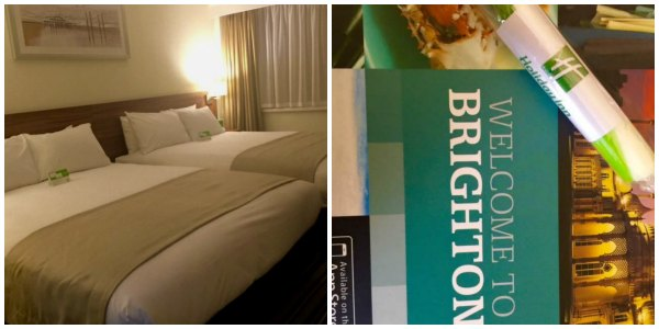 HOLIDAY INN ROOM Collage