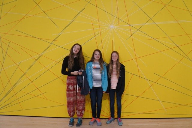 SFMOMA - yellow