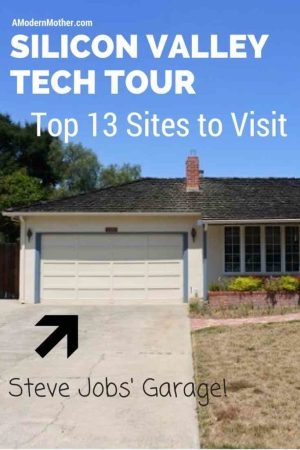 Silicon Vallet Tech Tour- Pinterest image
