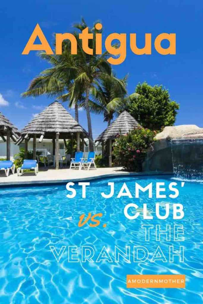 Pre Teen Virgins: Antigua: St James's Club Or The Verandah?