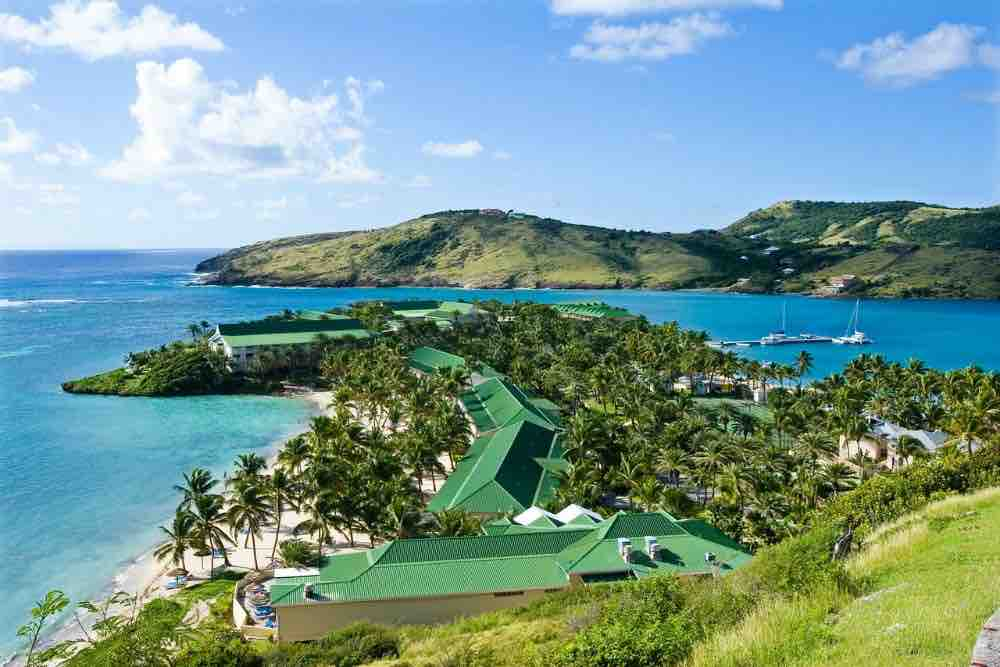 Win A Stay At An Elite Island Resort In The Caribbean