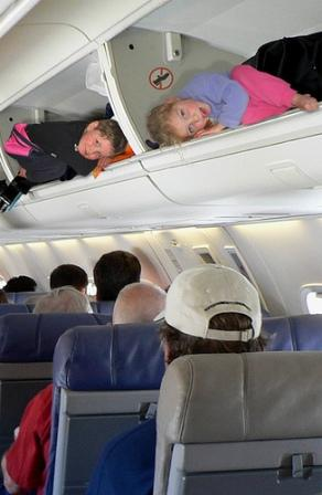 Thoughts on long haul flights with children