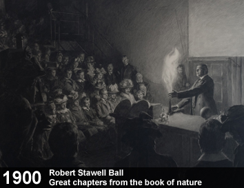 Christmas Lecture 1900