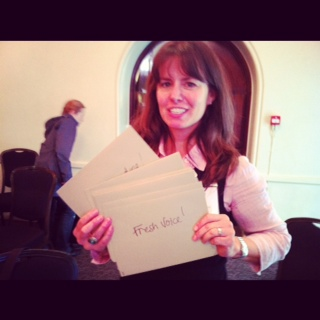 Michelle and BiBs winners