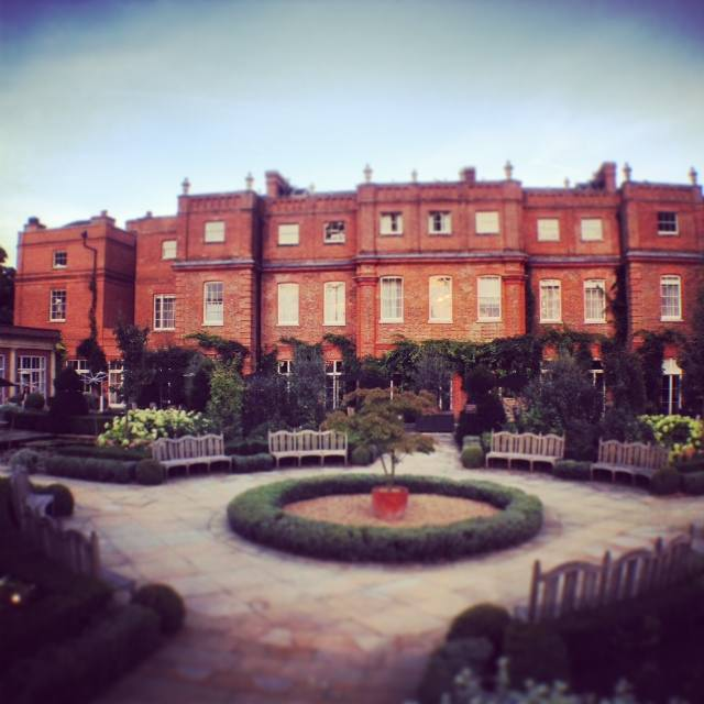"""The Grove Hotel in Hertfordshire: """"London's Country Estate"""""""