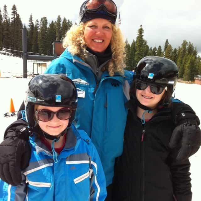 skiing in dodge ridge