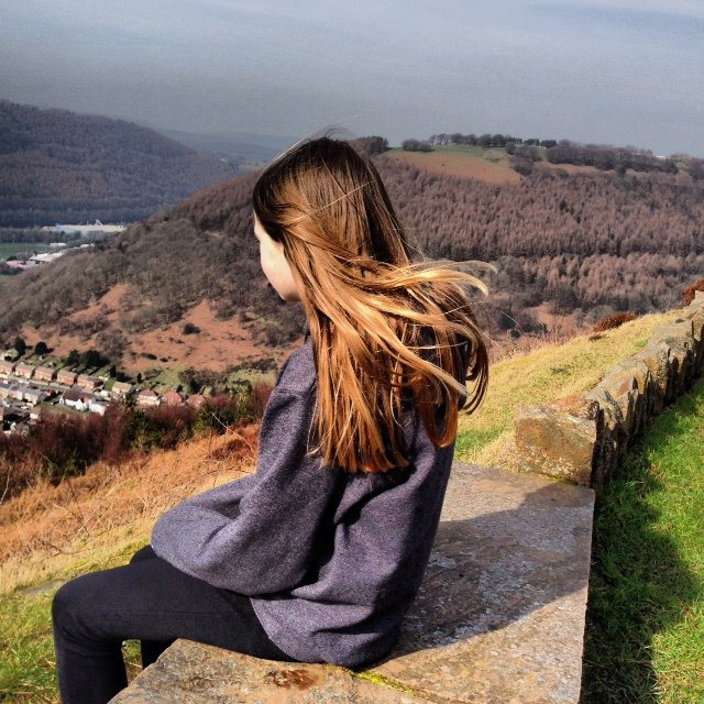 After fishing, take the Cwmcarn Forest Drive, a 7 mile drive through sweeping scenery. This is the top of Windy Ridge, where you have stunning views over the valley.