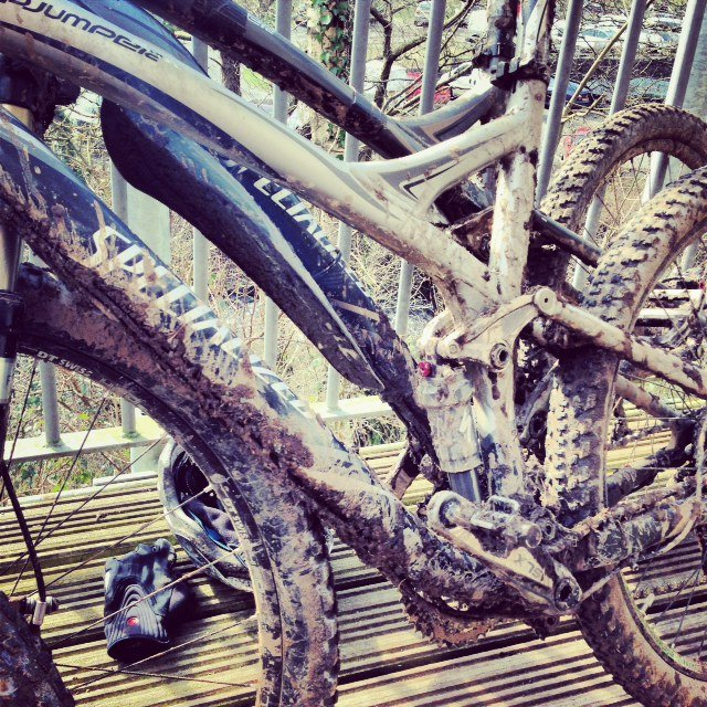 Ex-coal mines make excellent extreme biking trails, which is why Wales attracts so many sports enthusiasts.