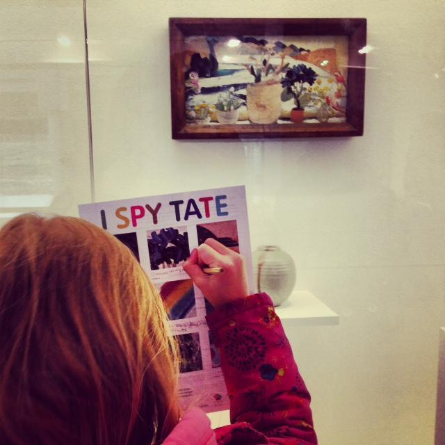 Raining in St Ives? Visit the Tate!