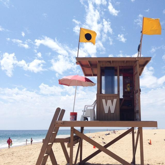 It was a yellow flag day at The Wedge #balboa @NewportBeach