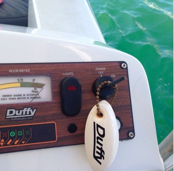 You can rent these cute Duffy electric boat and silently cruise Newport Harbour! They are perfect for checking out bay views.