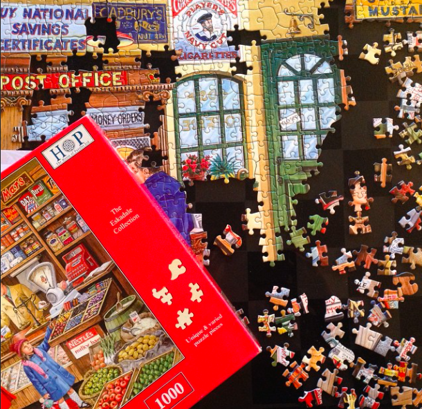 The staff at the Lodge offices are very friendly, offering advice on what to do in the area. There's also a selection of DVDs, books and games to borrow. We completed tho 1,000-piece puzzle!