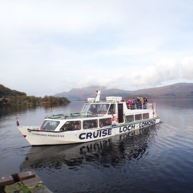 Cruise Loch Lomond is a perfect way to enjoy the peaceful loch. During the season, you can take in the views from the comfort of the boat, or combine it with a hiking/cycling adventure.