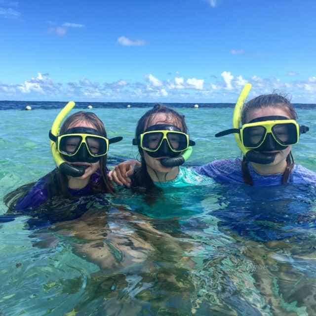 Snorkelling anyone?
