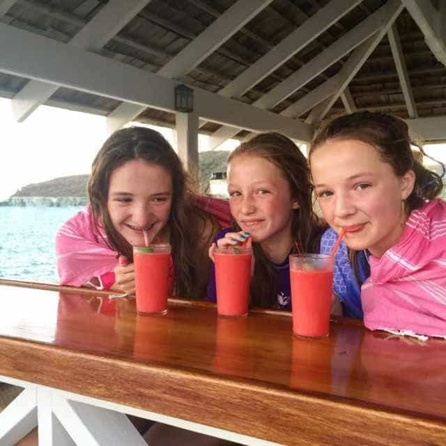 It's strawberry crush time again at St James Club, Antigua