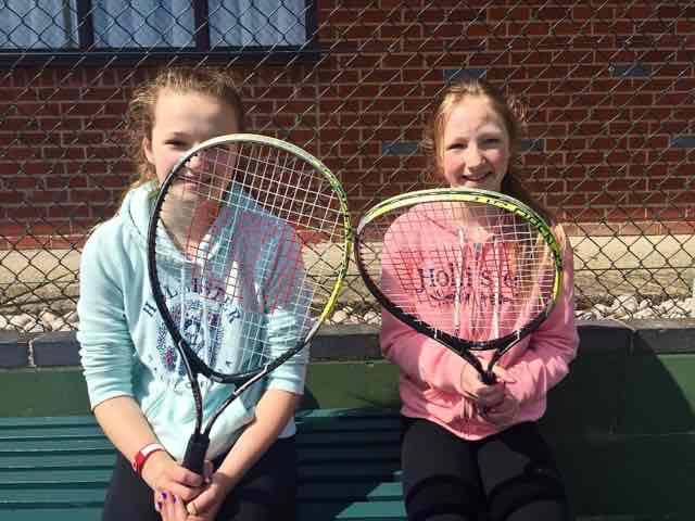 Potters - tennis