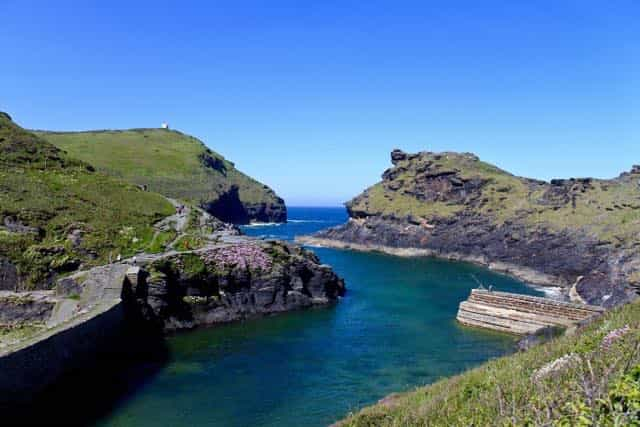 The view at Boscastle