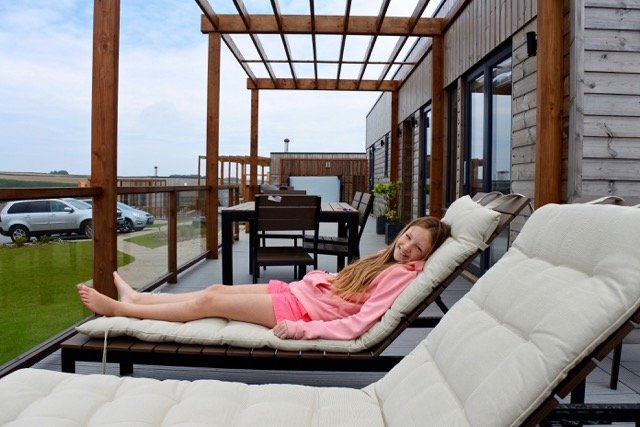 The Residence is Gwel an Mor's foray into luxury retreat accommodation. Each has a large plantation-style verandah with a private jacuzzi, patio furniture and comfy cushioned lounge chairs to laze in the Cornish sunshine.