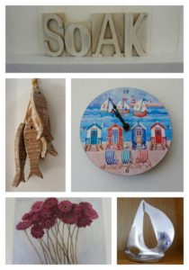 We loved all the beach touches!