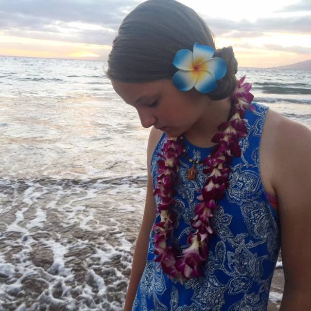 We just loved the lei greeting at the Fairmont Kea Lani. Keiki (kids) also got a turtle necklace. If you put the lei in the fridge at night it will last through your stay!!