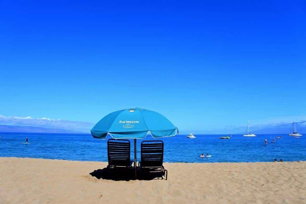 Hawai I The Westin Maui And Ka Anapali Beach A Modern Mother
