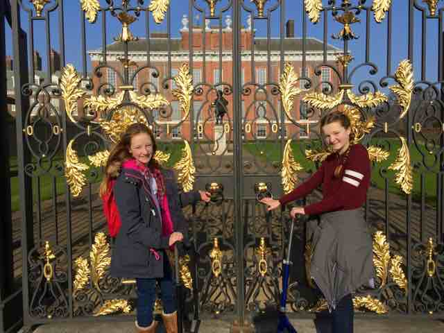 Welcome to Kensington Palace!
