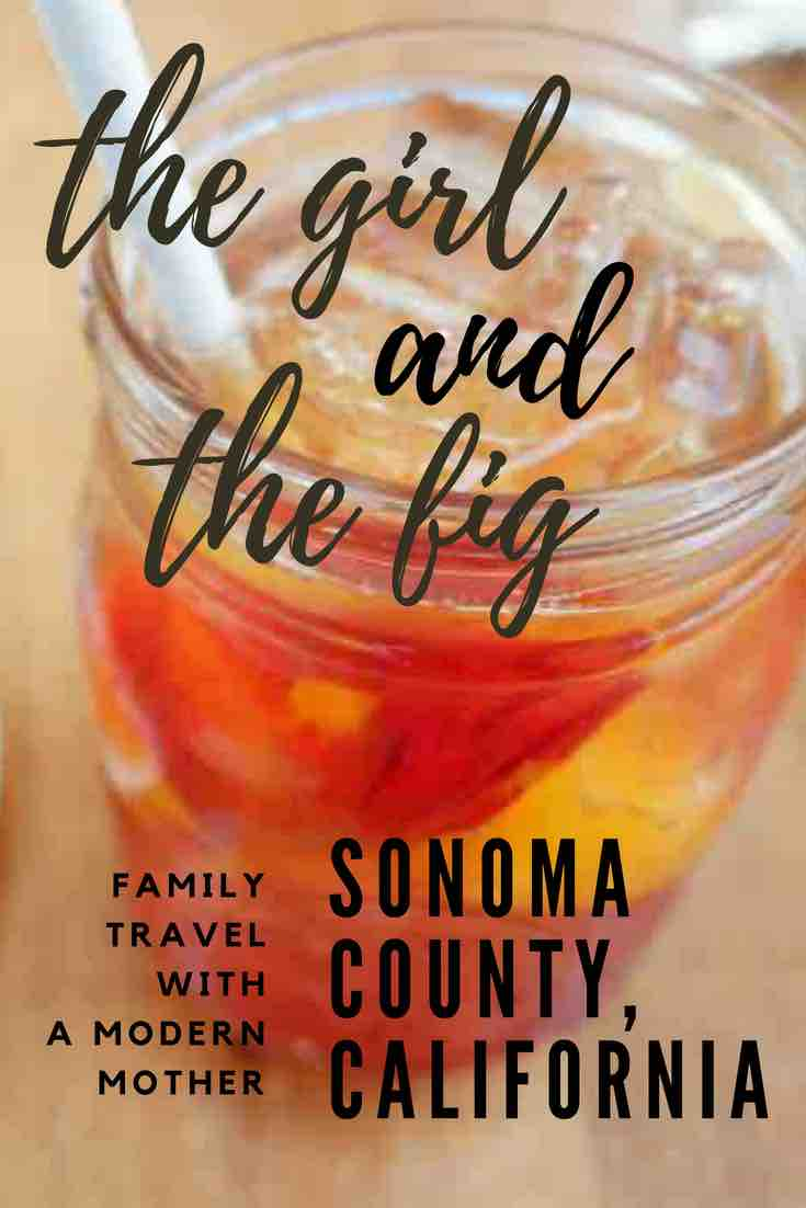 Sonoma date night: The girl and the fig