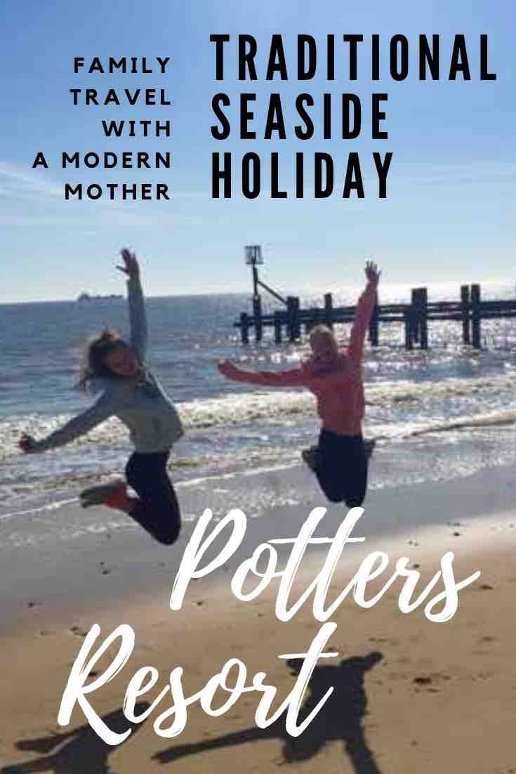 924ae0f689 Pin it for later  Potters Resort  A traditional British seaside holiday